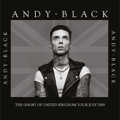 Andy Black and Adore Delano at Anson Rooms in Bristol