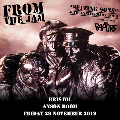 From The Jam: Setting Sons Anniversary Tour at Anson Rooms in Bristol