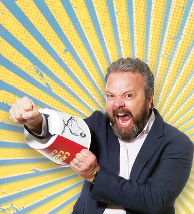 Hal Cruttenden: Chubster at Anson Rooms in Bristol