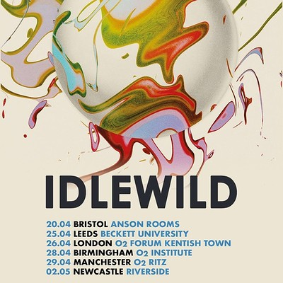 Idlewild at Anson Rooms in Bristol