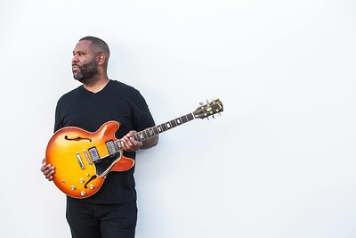Kirk Fletcher Trio at Anson Rooms in Bristol