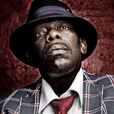 Lucky Peterson at Anson Rooms in Bristol