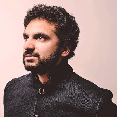 Nish Kumar at Anson Rooms in Bristol