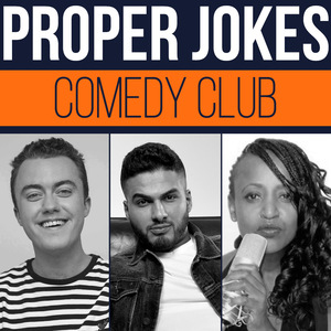 Proper Jokes Comedy Club: March at Anson Rooms in Bristol