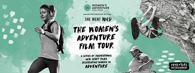 The Women's Adventure Film Tour at Anson Rooms in Bristol