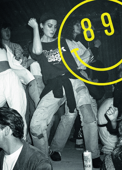 Raving '89 at Army Of Few  at Army Of Few - 33 West Street, St Phillips in Bristol