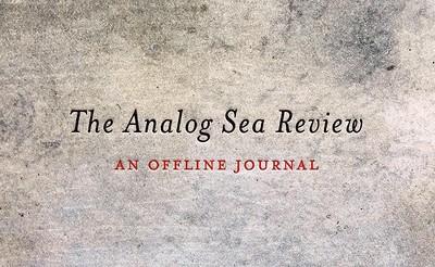 ANALOG SEA | PRINTED BOOKS IN THE DIGITAL AGE at Arnolfini in Bristol