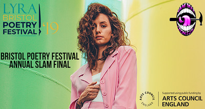 Bristol Poetry Festival | Annual Slam Final at Arnolfini in Bristol