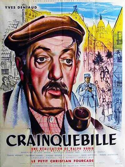 Film / Crainquebille (1922) at Arnolfini in Bristol