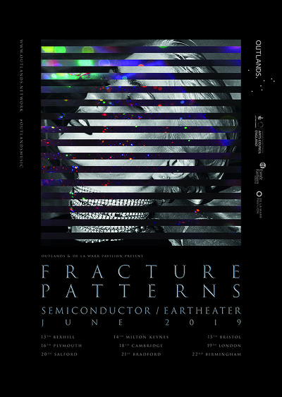 Fracture Patterns: Semiconductor + Eartheater  at Arnolfini in Bristol
