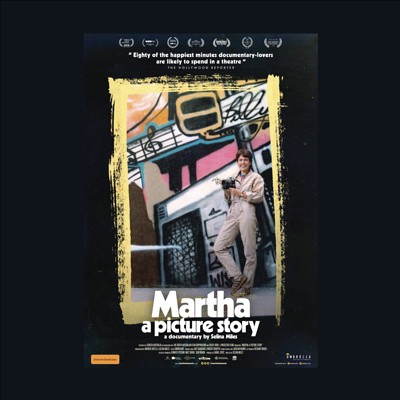 MARTHA: A PICTURE STORY at Arnolfini in Bristol