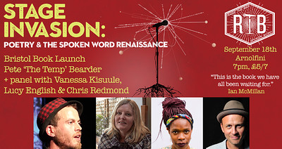 Raise the Bar presents: Stage Invasion at Arnolfini in Bristol