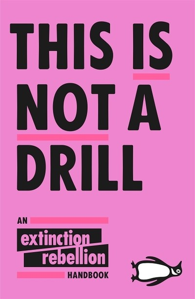 TALK AND BOOK LAUNCH | THIS IS NOT A DRILL  at Arnolfini in Bristol