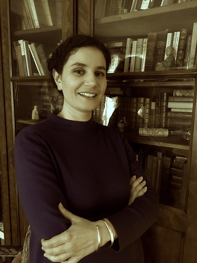 TOUR   WRITER-IN-RESIDENCE- MELISSA CHEMAM at Arnolfini in Bristol
