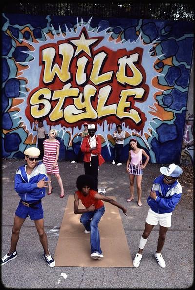 Vanguard Film Fest: Wild Style  at Arnolfini in Bristol