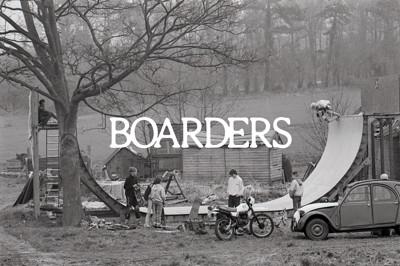 Vanguard x Vans / Boarders at Arnolfini in Bristol