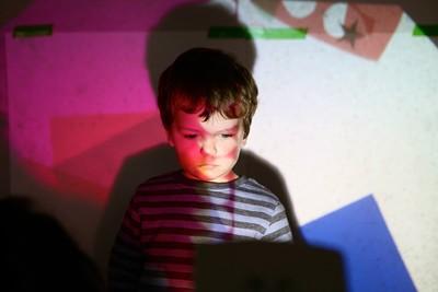We Are Family Colour Lab: Life in Colour at Arnolfini in Bristol