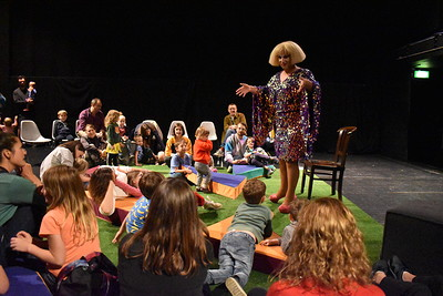 WE ARE FAMILY   DRAG QUEEN STORY TIME at Arnolfini in Bristol