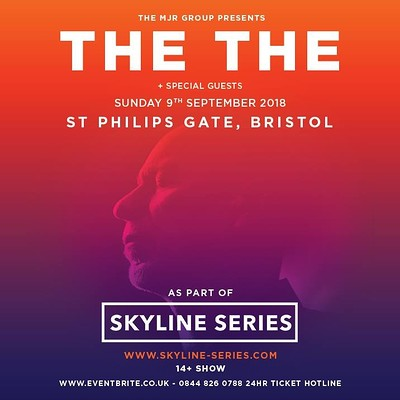 The The (Skyline Series) at Ashton Gate Stadium, Bristol in Bristol