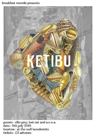Breakfast Presents: Ketibu EP Launch at At The Well in Bristol