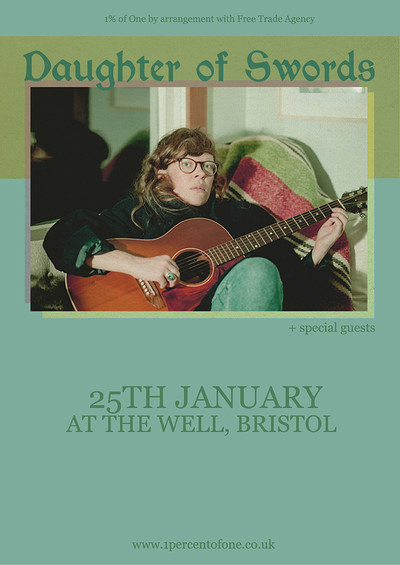 Daughter of Swords at At The Well in Bristol