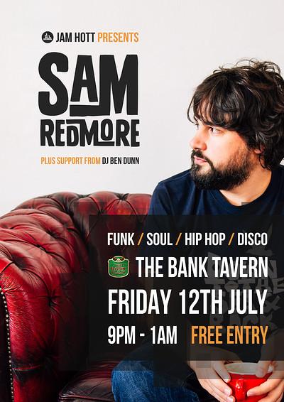 Jam Hott w/ Sam Redmore at Bank Tavern in Bristol