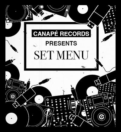 Canapé Records Presents: SET MENU at Basement 45 in Bristol