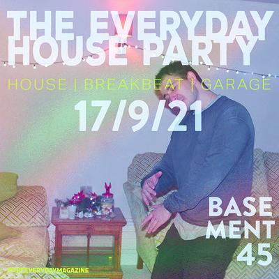 Everyday Magazine Club Night at Basement 45 in Bristol
