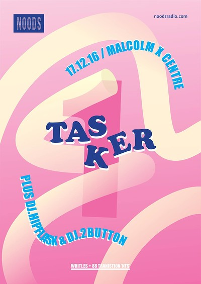 Noods 1st Birthday: Tasker at Basement 45 in Bristol