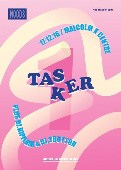 Noods 1st Birthday: Tasker at Basement 45 in Bristol