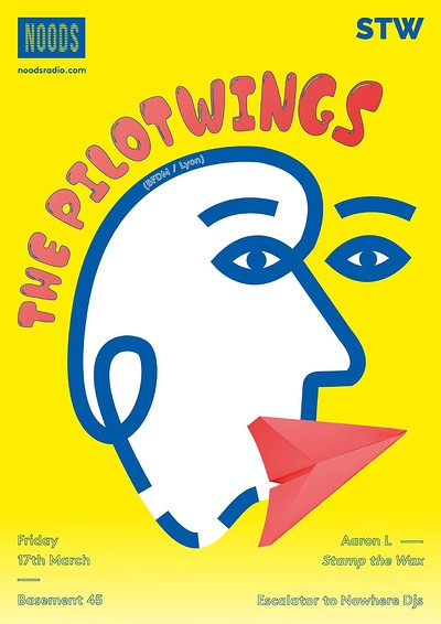 Noods presents: The Pilotwings at Basement 45 in Bristol