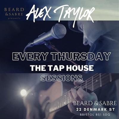 Alex Taylor at Beard and Sabre, 22 Denmark Street in Bristol