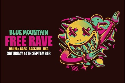Blue Mountain: Free Rave! at Blue Mountain in Bristol