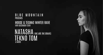 Blue Mountain: House & Techno Winter FREE Rave at Blue Mountain in Bristol