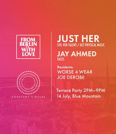 FBWL X Constant Circles Day Party w/ Just Her at Blue Mountain in Bristol