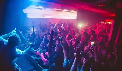 Liquid DNB Free Rave at Blue Mountain in Bristol