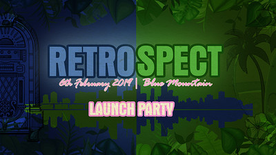 Retrospect: Launch Party at Blue Mountain in Bristol