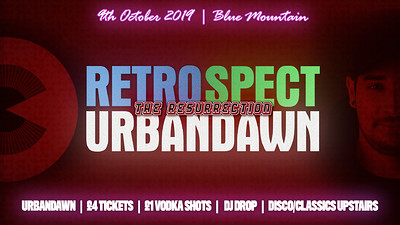 Retrospect: Urbandawn at Blue Mountain in Bristol
