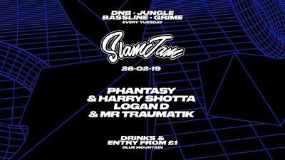 SlamJam 052: Bristol's Weekly underground night! at Blue Mountain in Bristol
