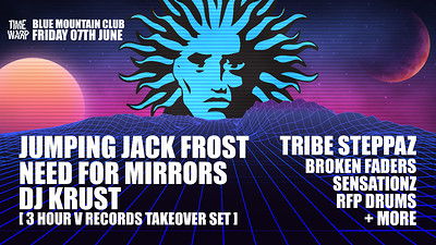 V Records 3 Hour Set DNB Takeover: Blue Mountain!  at Blue Mountain in Bristol