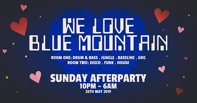 We Love Blue Mountain: Love Saves The Day Sunday A at Blue Mountain in Bristol