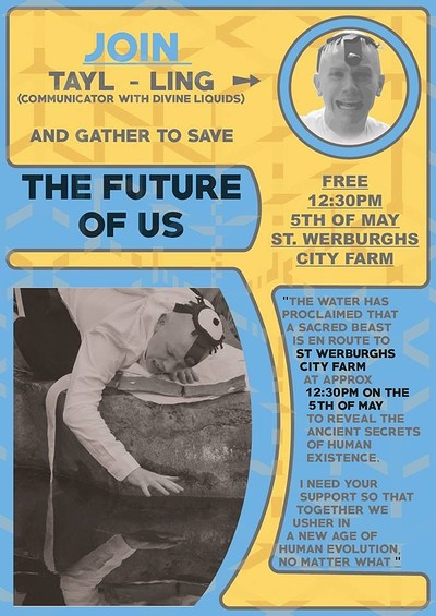 For the Future of Us at Boiling Wells Amphitheatre in Bristol