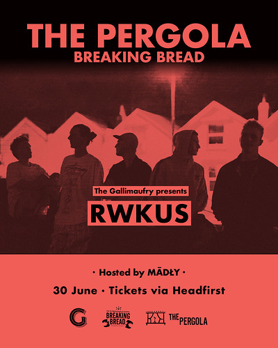 RWKUS at Breaking Bread in Bristol