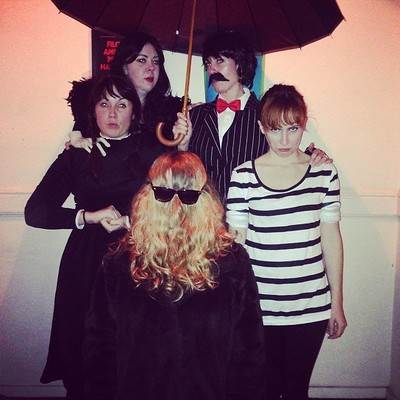 Sisters of Smart Halloweener Quiz at Breaking Bread in Bristol
