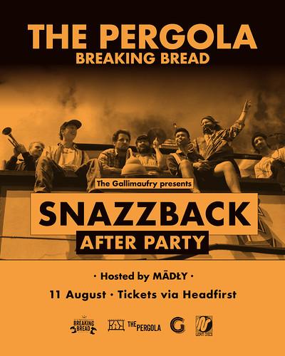 Snazzback at Breaking Bread in Bristol