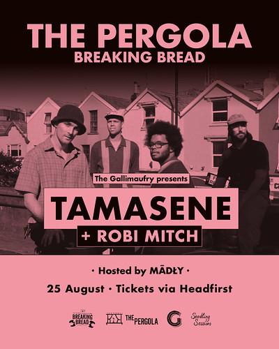 Tamasene  at Breaking Bread in Bristol