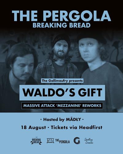 Waldo's Gift at Breaking Bread in Bristol