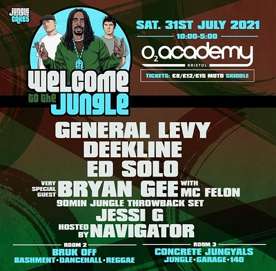 Welcome To The Jungle  at Bristol 02 Academy in Bristol