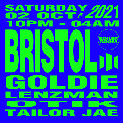Boiler Room Bristol: Afterparty at Bristol Beacon in Bristol