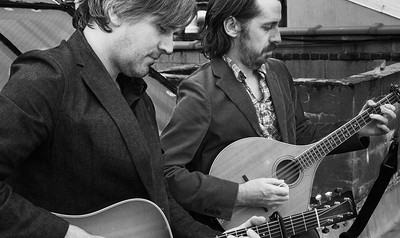 Eamon O'Leary and Jefferson Hamer (The Murphy Beds at Bristol Folk House in Bristol